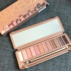 BNIB URBAN DECAY NAKED 3 PALETTE EYESHADOW